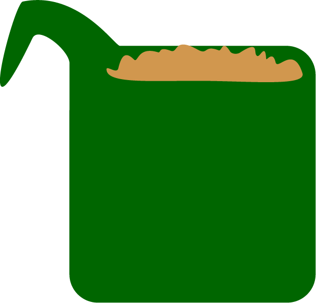 Image of feed bucket